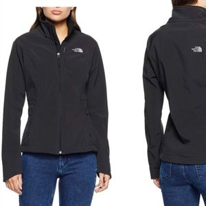 The North Face Apex Bionic Soft Shell Jacket Black